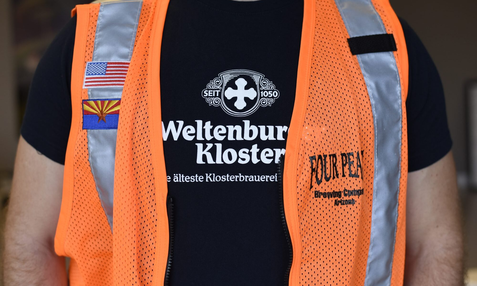 Weltenburger Four Peaks collaboration Freundschaft