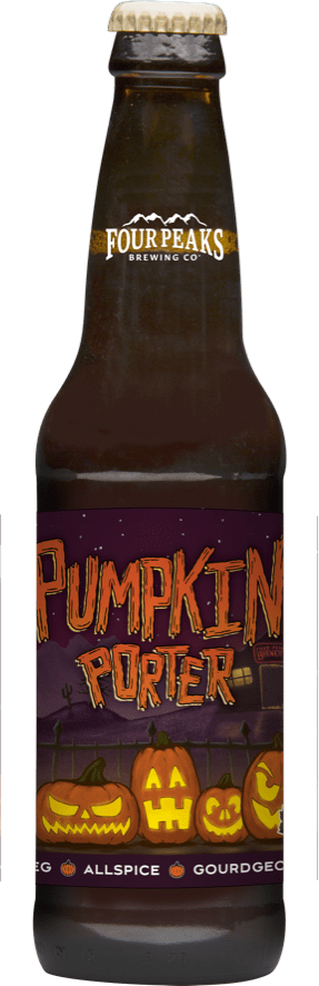 PumpkinPorter 12 Oz Bottle