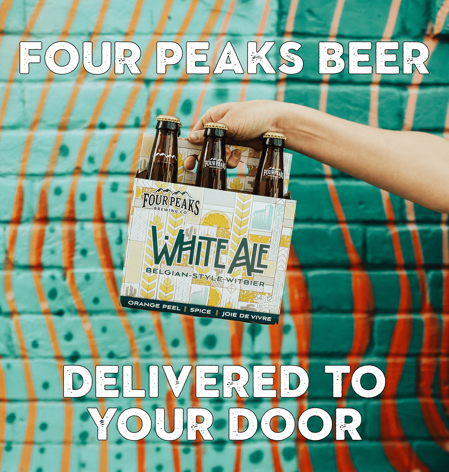 Four Peaks Beer Delivery