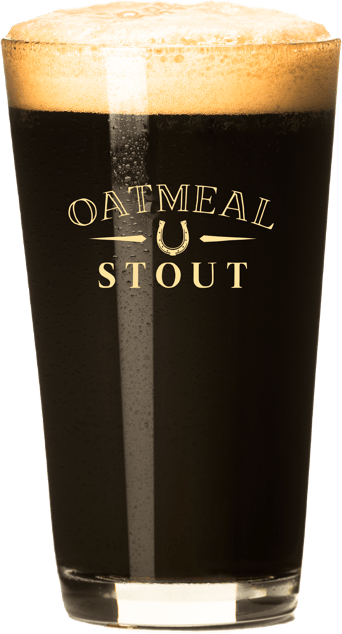 stout pint Oatmeal Stout-optimized