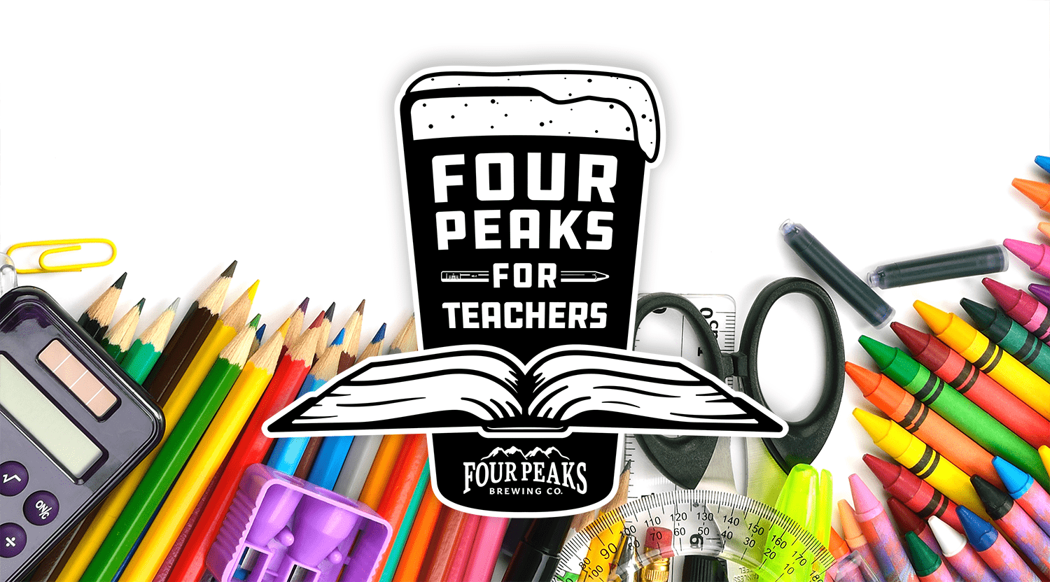 Four Peaks For Teachers 2020 - wide
