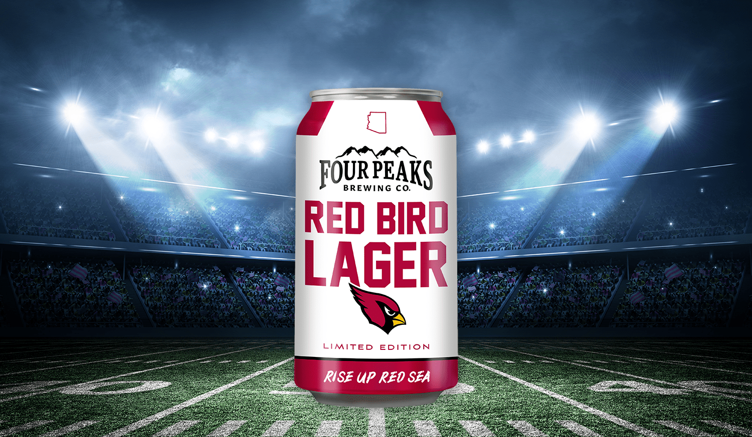 Four Peaks Red Bird Lager 2020